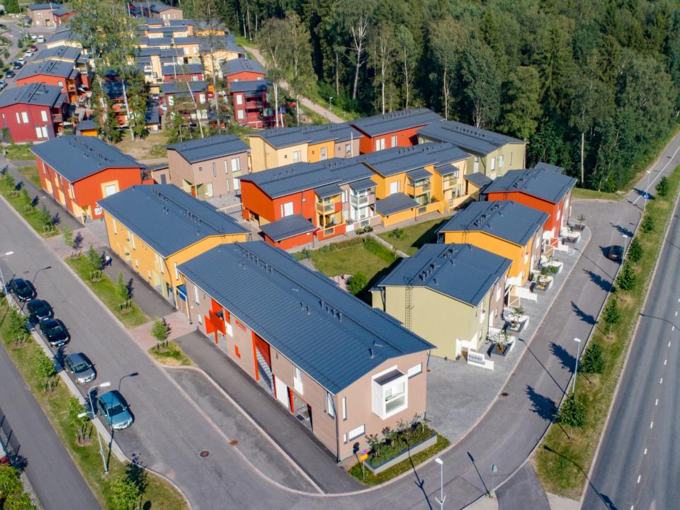 Asunto Oy Helsingin Myllynportti