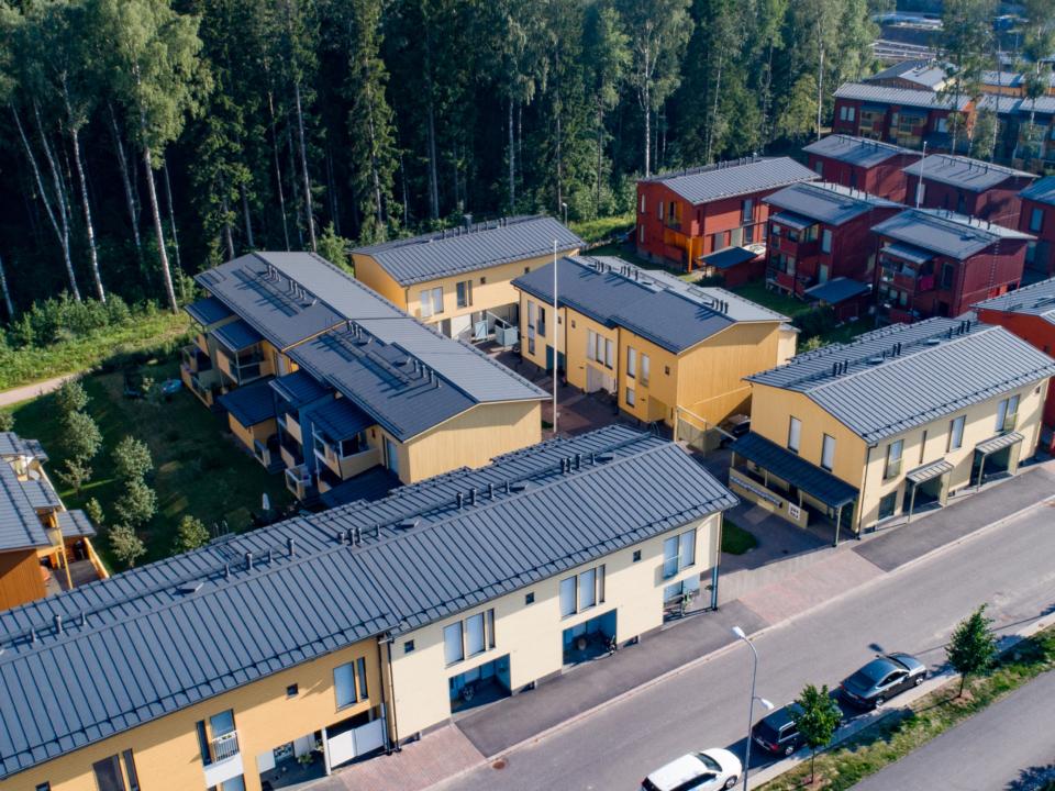 Asunto Oy Helsingin Myllyntähkä